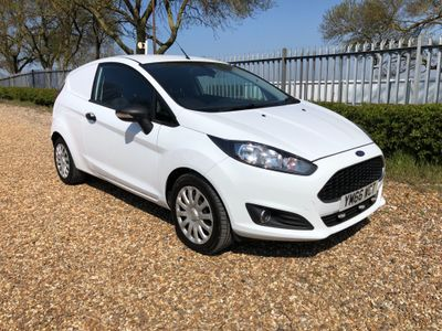 Ford Fiesta Other 1.5 TDCI Trend Panel Van 3dr