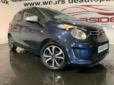 Citroen C1 Hatchback 1.2 PureTech Flair 5dr
