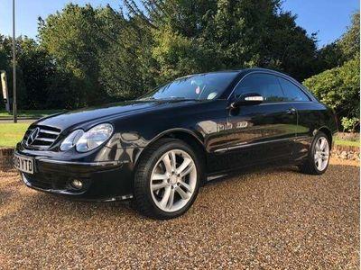 Mercedes-Benz CLK Coupe 3.0 CLK280 Avantgarde 7G-Tronic 2dr