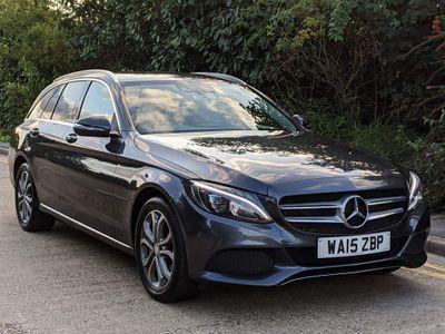 Mercedes-Benz C Class Estate 2.1 C250 CDI BlueTEC Sport G-Tronic+ (s/s) 5dr