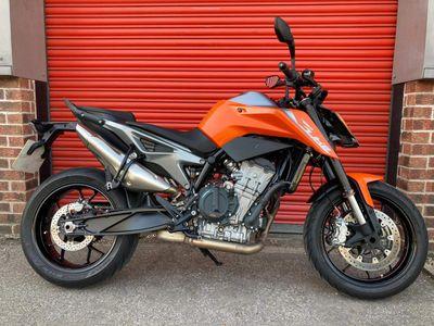 KTM 790 Duke Naked 790 Duke ABS