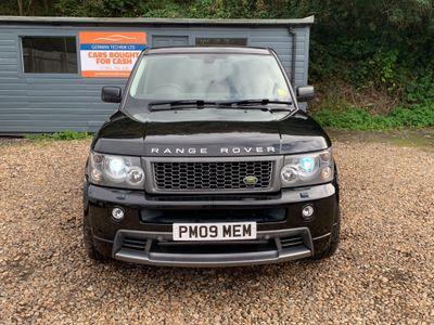 Land Rover Range Rover Sport SUV 2.7 TD V6 Stormer SE 5dr