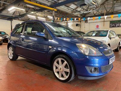 Ford Fiesta Hatchback 1.25 Zetec Blue Edition 3dr