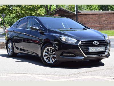 Hyundai i40 Saloon 1.7 CRDi Blue Drive SE Nav Business (s/s) 4dr