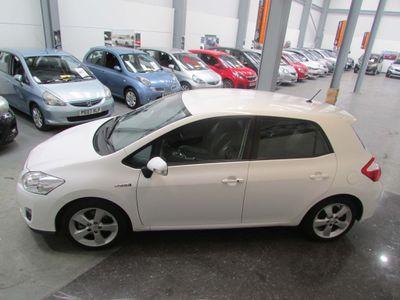 Toyota Auris Hatchback 1.8 T Spirit CVT 5dr