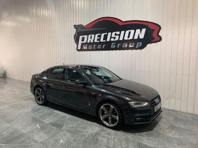Audi A4 Saloon 2.0 TFSI Black Edition S Tronic quattro 4dr