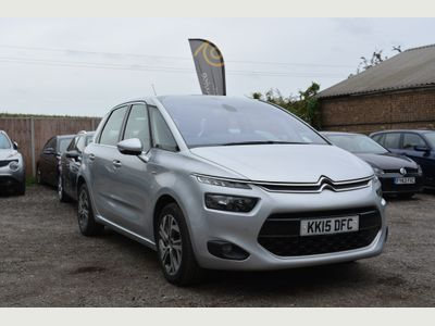 Citroen C4 Picasso MPV 1.6 BlueHDi Exclusive EAT6 (s/s) 5dr