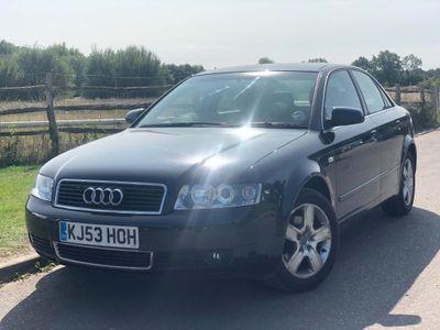 Audi A4 Saloon 1.9 TDI SE CVT 4dr