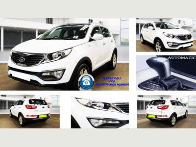 Kia Sportage SUV 2.0 CRDi KX-2 AWD 5dr