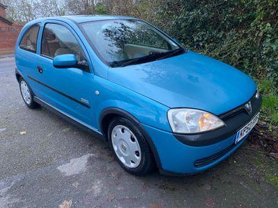 Vauxhall Corsa Hatchback 1.2 i 16v Elegance 3dr (a/c)