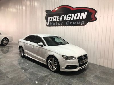 Audi A3 Saloon 1.4 TFSI CoD S line S Tronic (s/s) 4dr