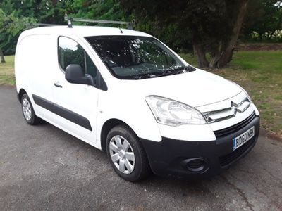 Citroen Berlingo Panel Van 1.6 HDi L1 625 LX Panel Van 5dr Diesel Manual (147 g/km, 75 bhp)
