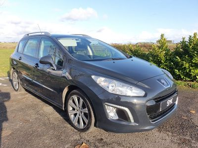 Peugeot 308 SW Estate 1.6 e-HDi Active (s/s) 5dr