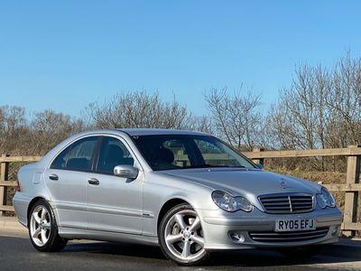 Mercedes-Benz C Class Saloon 1.8 C200 Kompressor Classic SE 4dr