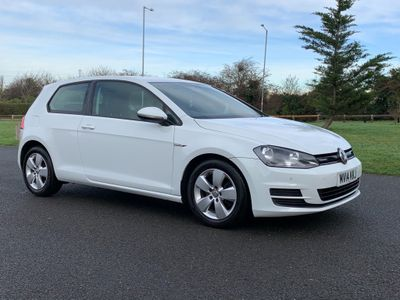 Volkswagen Golf Hatchback 1.6 TDI BlueMotion 3dr