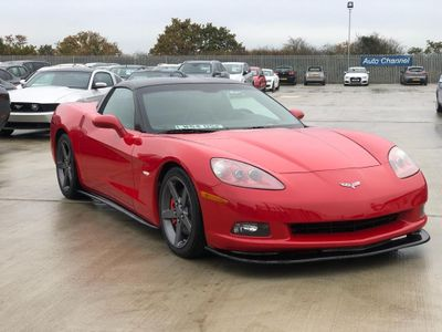 Chevrolet Corvette Coupe 6.0 2dr