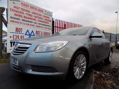 Vauxhall Insignia Hatchback 2.0 CDTi 16v SE Nav 5dr