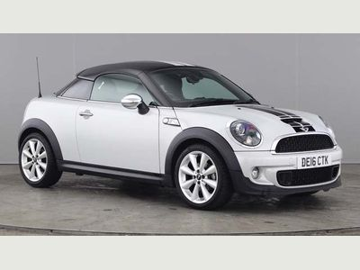 MINI COUPE Coupe 2.0 Cooper SD 2dr