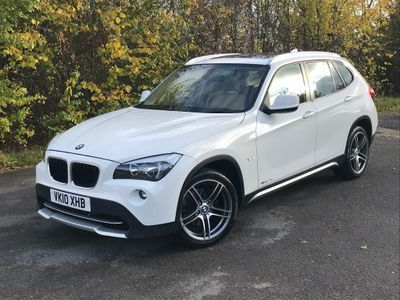 BMW X1 SUV SE X-DRIVE 4X4 GLASS PANORAMIC ROOF