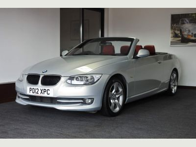 BMW 3 Series Convertible 2.0 320d SE Auto 2dr