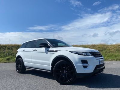 Land Rover Range Rover Evoque SUV 2.0 Si4 Dynamic (Lux) AWD 5dr