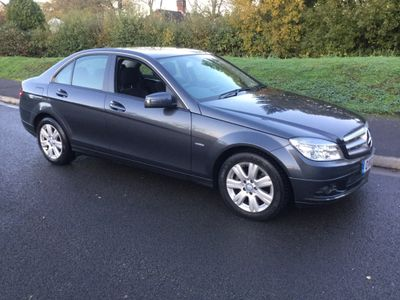 Mercedes-Benz C Class Saloon 1.6 C180 BlueEFFICIENCY Kompressor SE (Executive) 4dr