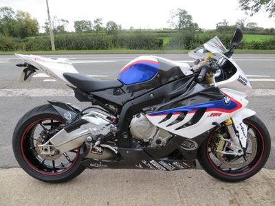 BMW S1000RR Super Sports 1000 RR Sport ABS