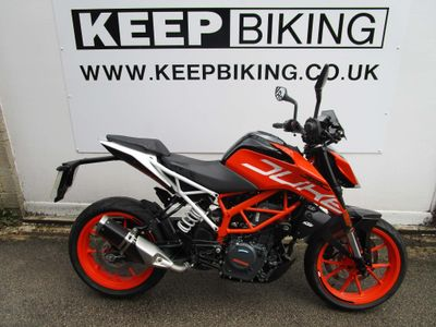 KTM 390 Duke Naked 390 Duke ABS