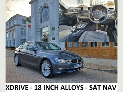 BMW 3 Series Saloon 2.0 320i Luxury xDrive (s/s) 4dr