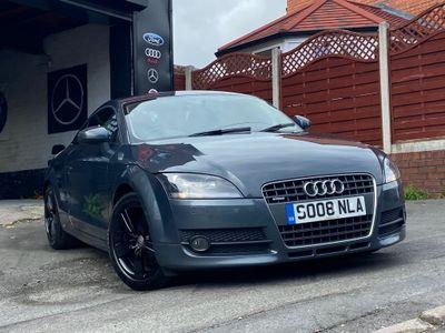 Audi TT Coupe 2.0 TDI quattro 3dr