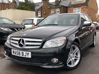 Mercedes-Benz C Class Estate 1.8 C180 Kompressor Sport 5dr