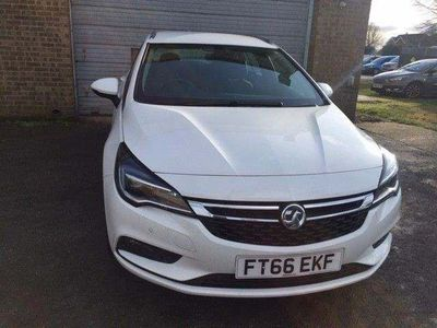 Vauxhall Astra Estate 1.4i Turbo Elite Nav Sports Tourer 5dr