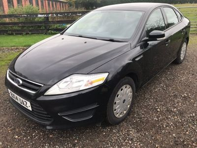 Ford Mondeo Hatchback 1.6 TDCi ECO Edge (s/s) 5dr