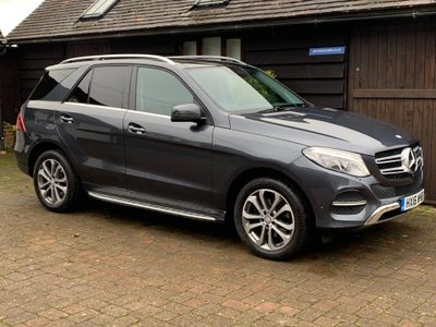 Mercedes-Benz GLE Class SUV 2.1 GLE250d Sport (Premium) G-Tronic 4MATIC (s/s) 5dr