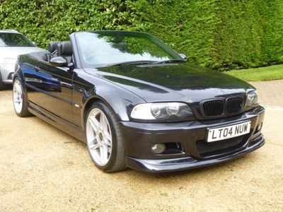 BMW M3 Convertible 3.2i Sequential 2dr