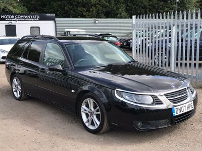 SAAB 9-5 Estate 2.3 HOT Aero 5dr