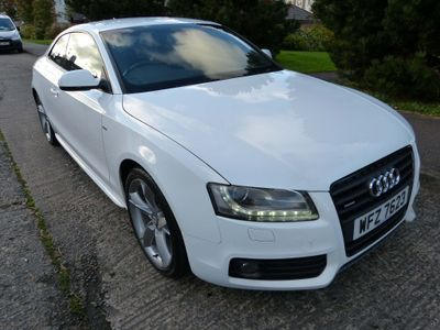 Audi A5 Coupe 2.0 TDI S line Special Edition quattro 2dr