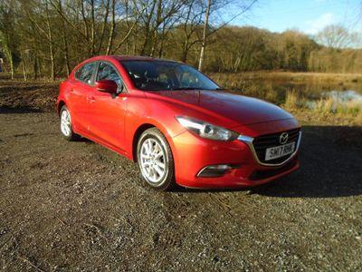 Mazda Mazda3 Hatchback 1.5 SKYACTIV-D SE Nav (s/s) 5dr