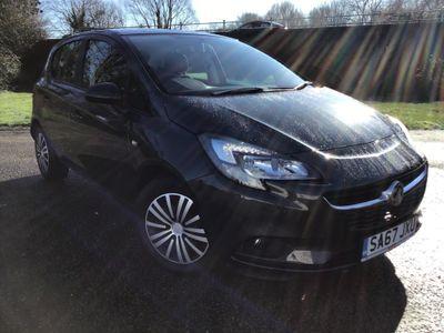 Vauxhall Corsa Hatchback 1.4i ecoFLEX Design 5dr