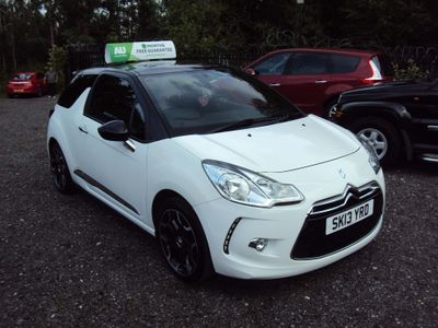 Citroen DS3 Hatchback 1.6 THP DSport 3dr