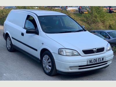 Vauxhall Astra Van Panel Van 1.7 CDTi 16v Envoy Panel Van 3dr