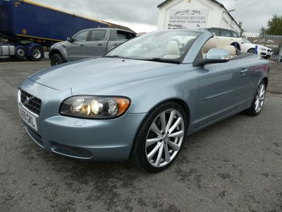 Volvo C70 Convertible 2.4 D5 SE Lux (Premium Pack) Geartronic 2dr