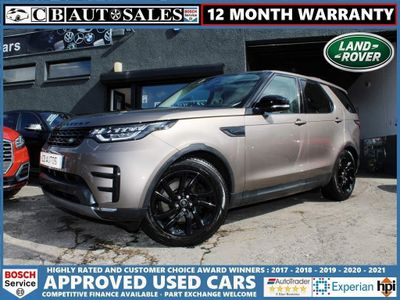 Land Rover Discovery SUV 3.0 TD V6 HSE Auto 4WD (s/s) 5dr