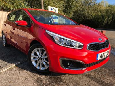 Kia Ceed Hatchback 1.0 T-GDi 2 (s/s) 5dr