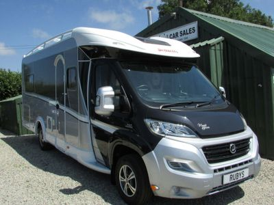 Fiat Ducato Unlisted Dethleffs Magic Edition T Motor Home