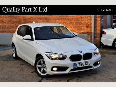 BMW 1 Series Hatchback 1.5 116d SE (s/s) 5dr