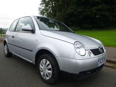 Volkswagen Lupo Hatchback 1.0 E 3dr
