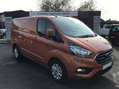 Ford Transit Custom Panel Van 2.0 TDCi 280 L1H1 Limited 5dr