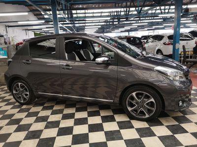 Toyota Yaris Hatchback 1.33 VVT-i Trend 5dr