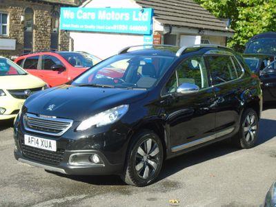 Peugeot 2008 SUV 1.6 e-HDi Allure (s/s) 5dr
